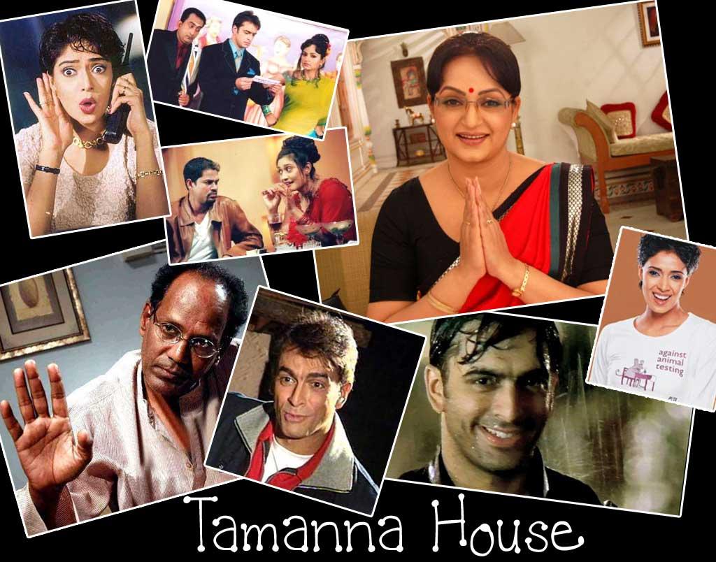 Tamanna House