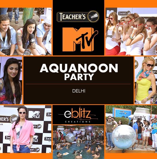 Teachers Mtv Aquanoon Party