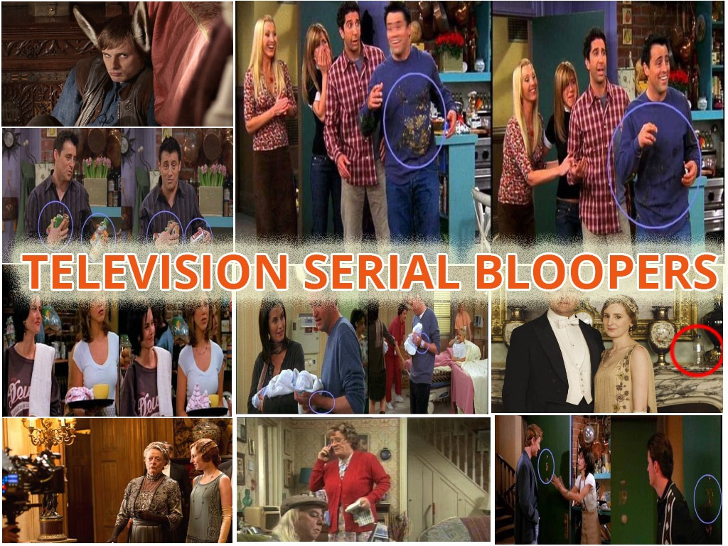 Television Serial Bloopers