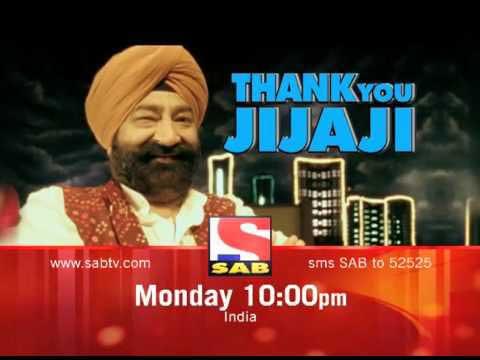 Thank you Jijaji