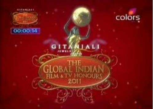 The Global Indian Film And Tv Honours 2011