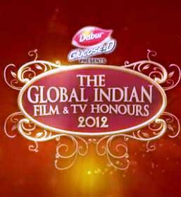 The Global Indian Film And Tv Honours 2012