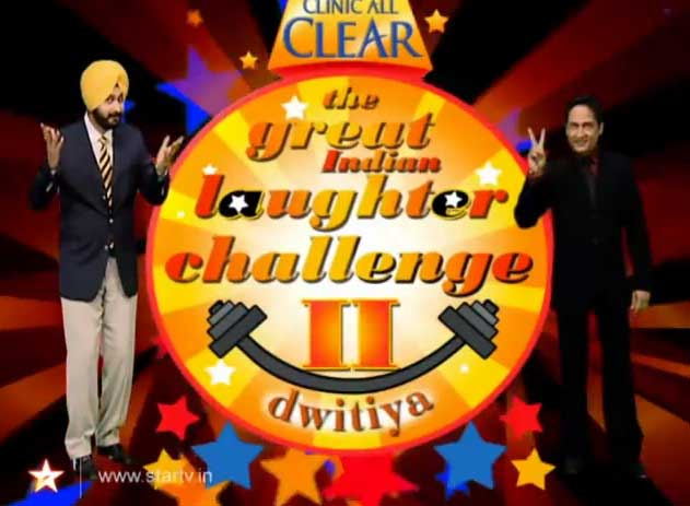 The Great Indian Laughter Challenge 2