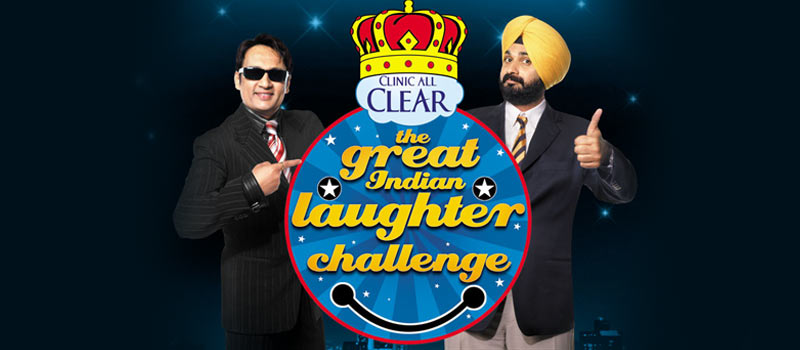 The Great Indian Laughter Challenge 1