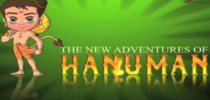 The New Adventures Of Hanuman