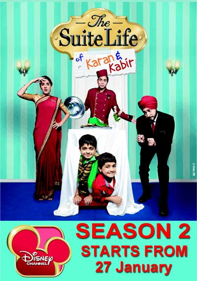 The Suite Life of Karan and Kabir Season 2