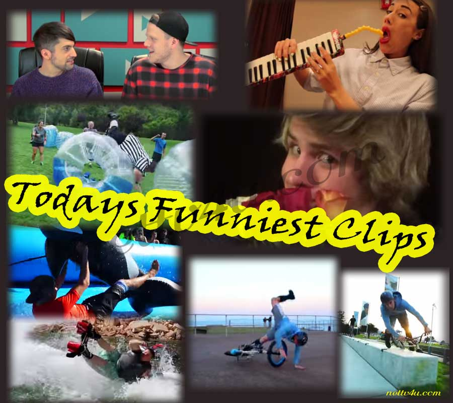 Todays Funniest Clips