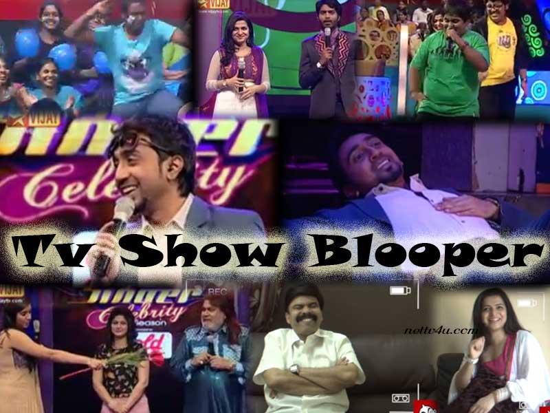 Tv Show Bloopers