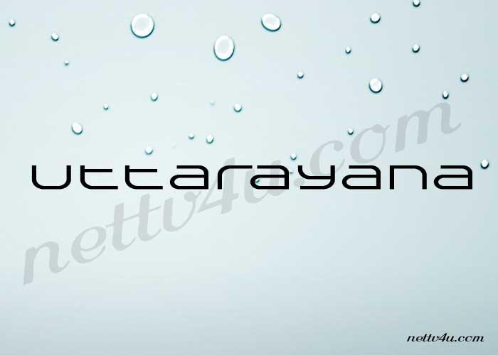 Uttarayana
