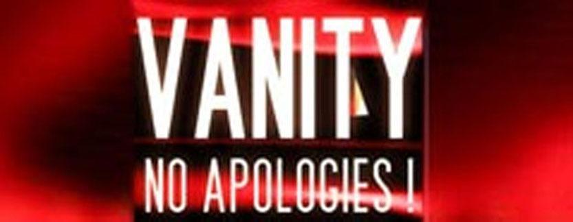 Vanity No Apologies