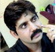 Ved Bharadwaj Hindi Actor