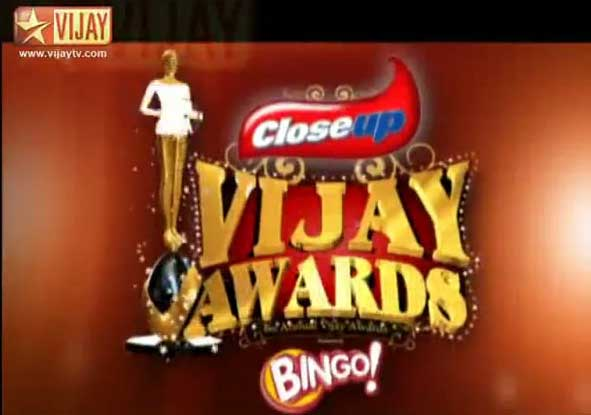 Vijay Awards 2012