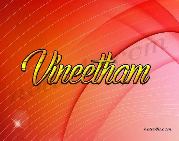 Vinayam Vineetham