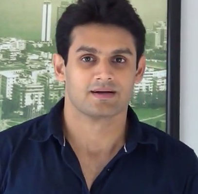 Vishal Nayak Hindi Actor
