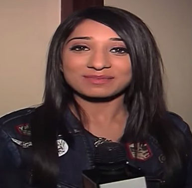 Vrushika Mehta Hindi Actress
