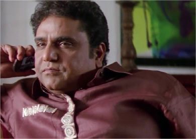 Zakir Hussain Hindi Actor