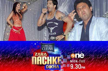 Zara Nachke Dikha Season 1