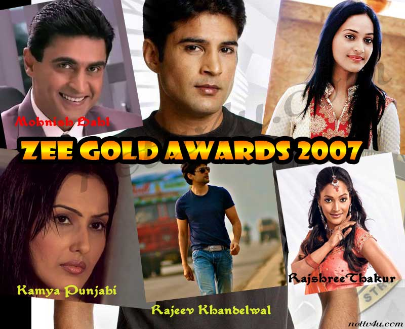 Zee Gold Awards 2007