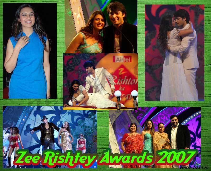 Zee Rishtey Awards 2007