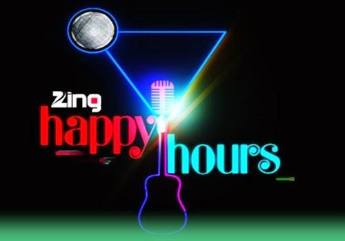 Zing Happy Hours