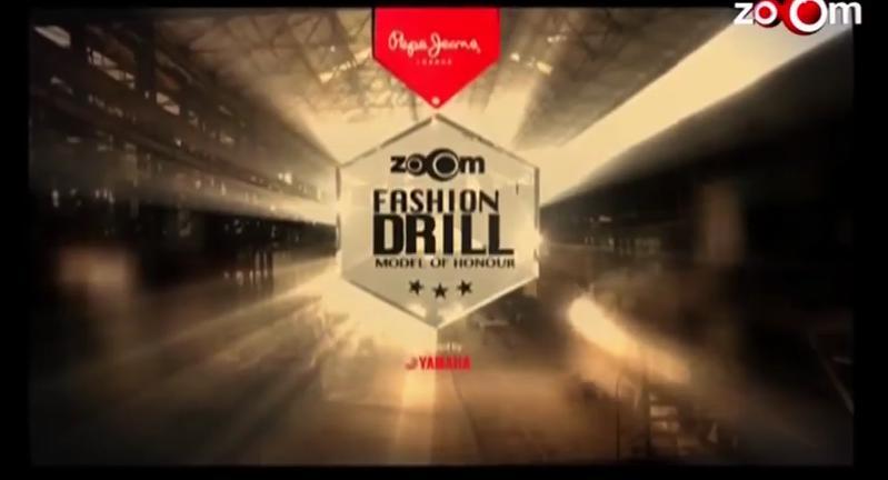Zoom Fashion Drill