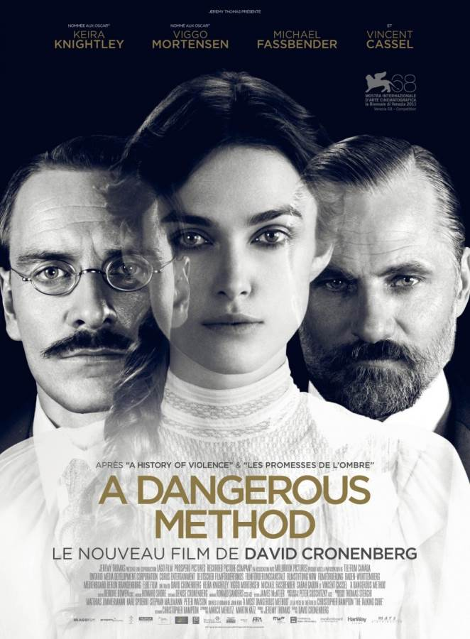 A Dangerous Method Movie Review English