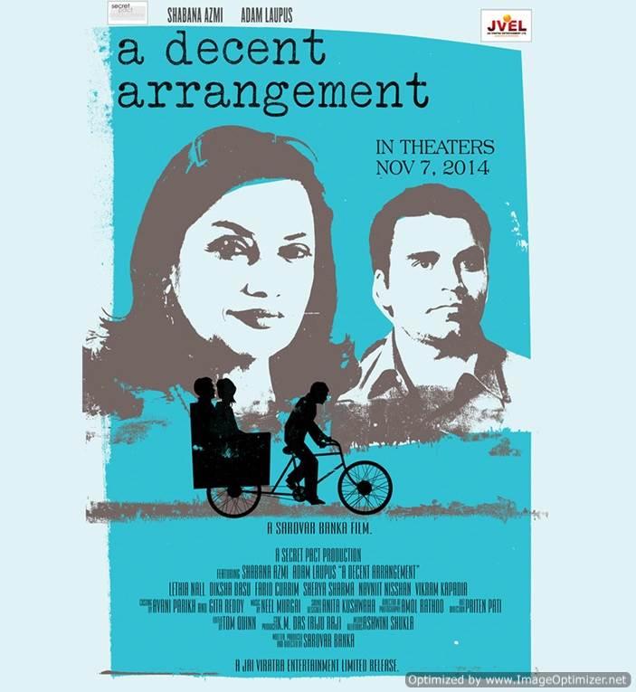 A Decent Arrangement Movie Review Hindi