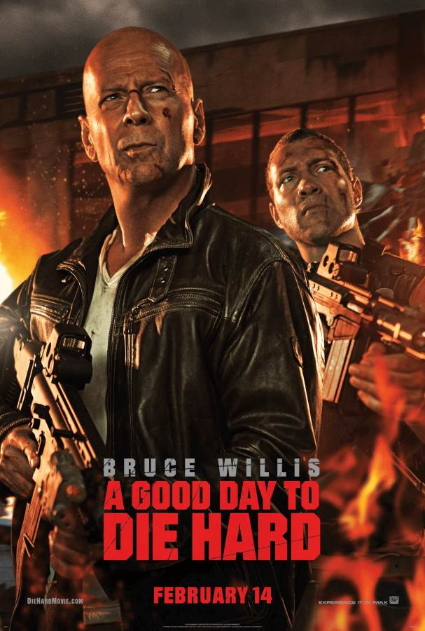 A Good Day To Die Hard Movie Review English