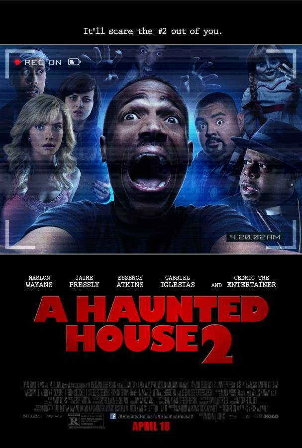 A Haunted House 2 Movie Review English