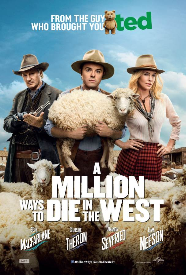 A Million Ways To Die In The West Movie Review English