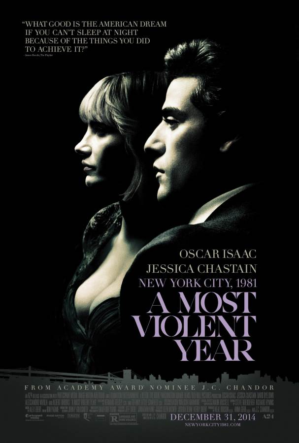 A Most Violent Year Movie Review English