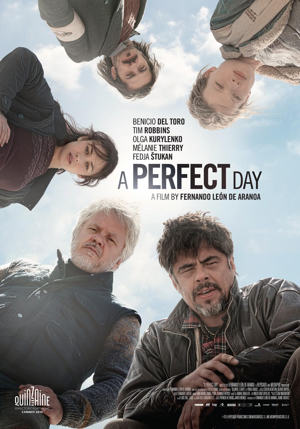 A Perfect Day Movie Review English