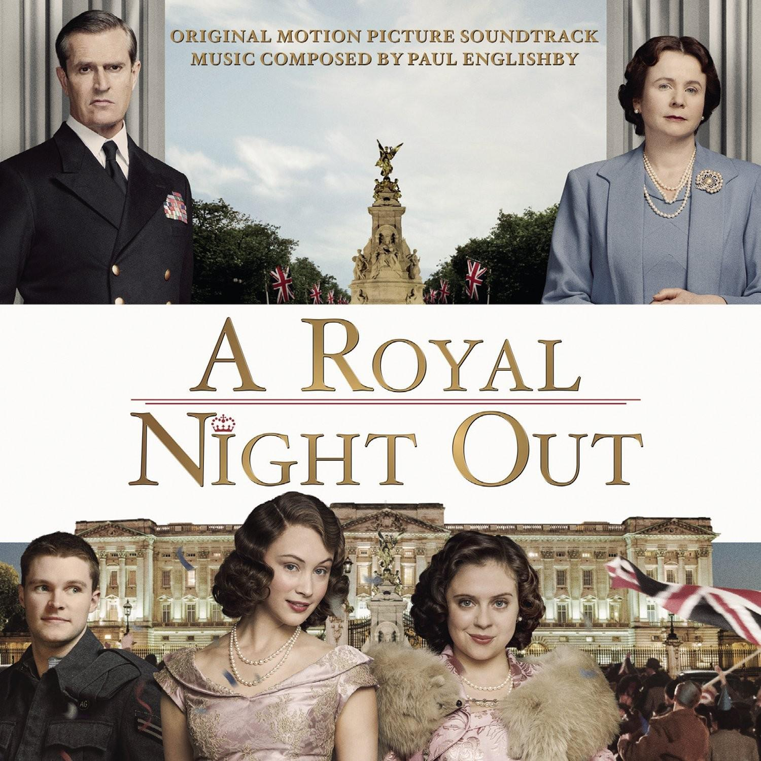 A Royal Night Out Movie Review English