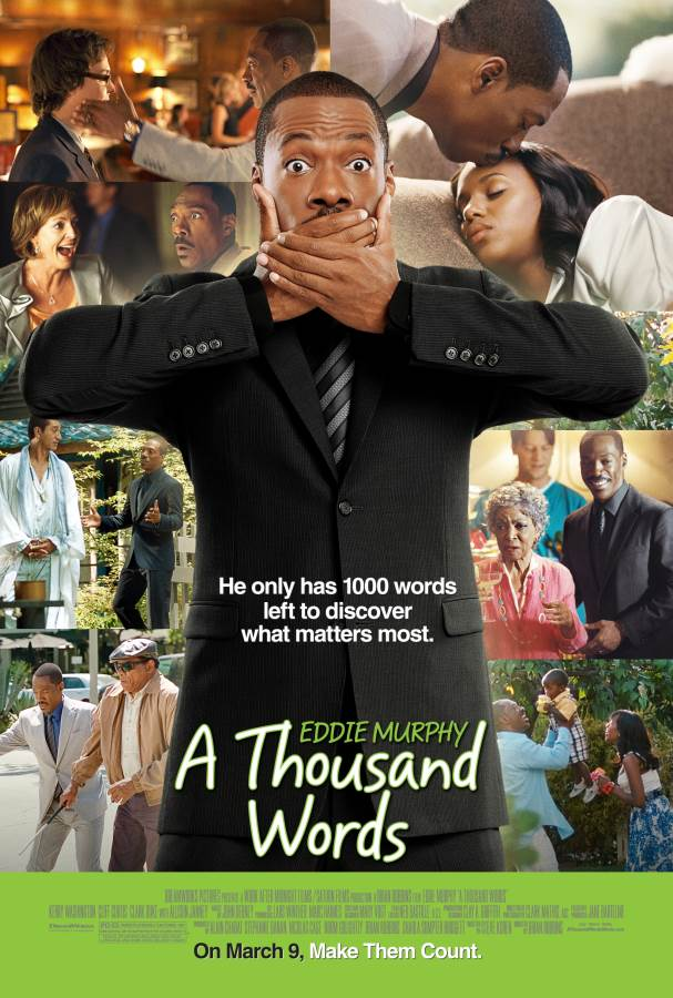 A Thousand Words Movie Review English