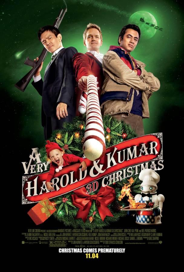 A Very Harold & Kumar 3D Christmas Movie Review English