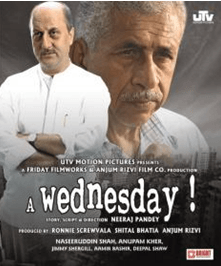 A Wednesday! Movie Review Hindi Movie Review