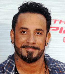 A J McLean English Actor