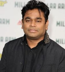 A R Rahman Tamil Actor