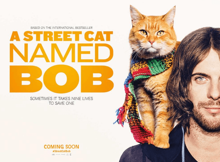 A Street Cat Named Bob Movie Review English Movie Review