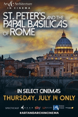 Aaic: Papal Basilicas Of Rome Movie Review English Movie Review