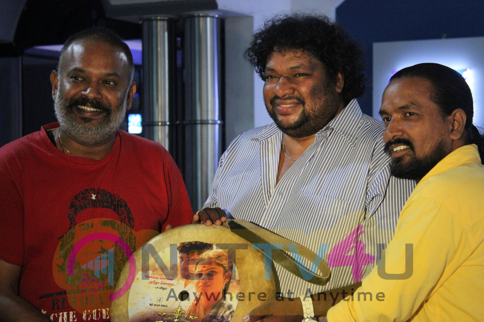 Aakkam Movie Audio Launch Elegant Stills