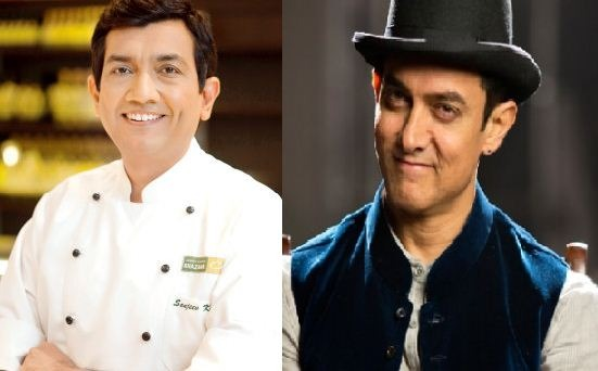 Aamir To Play In Chef Sanjeev Kapoor Biopic?
