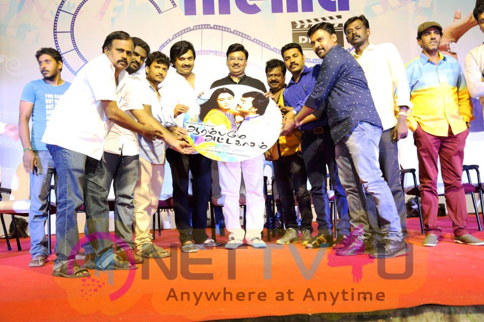 Aarambame Attagasam Tamil Movie Launch Exclusive Photos