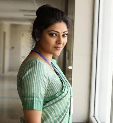 Abhirami Plays A Lecturer In Her Next!