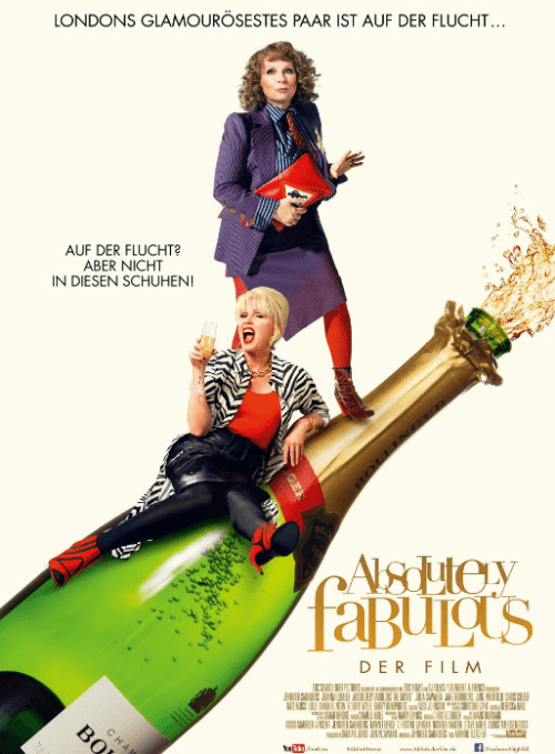 Absolutely Fabulous The Movie Movie Review English Movie Review