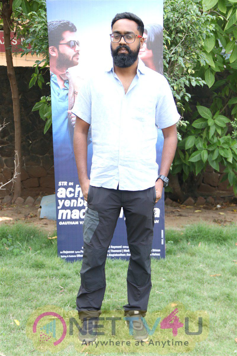 Achcham Yenbadhu Madamaiyada Movie Press Meet Photos