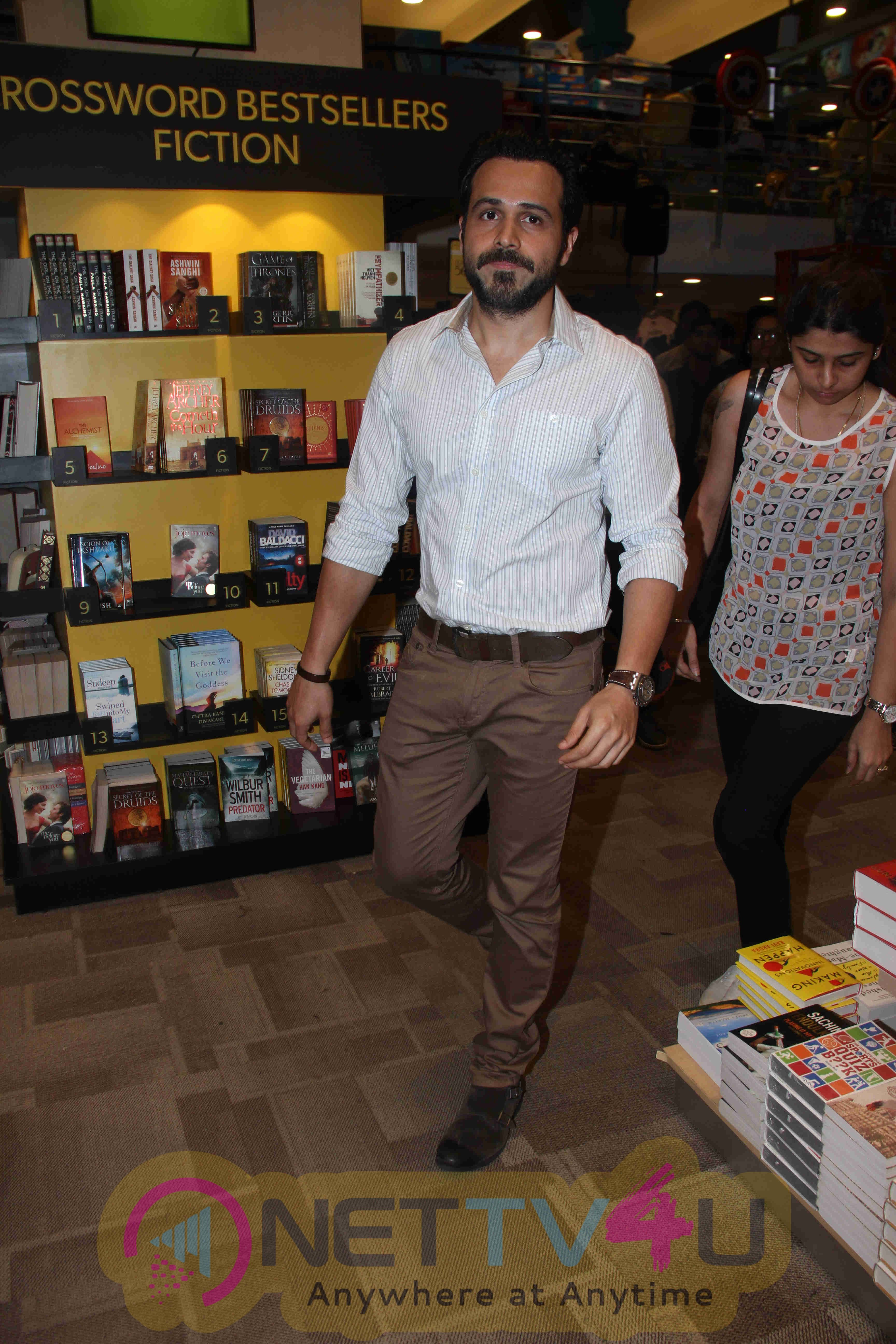 Actor Emraan Hashmi During The Launch Of Book Dubai An Experience Latest Stills