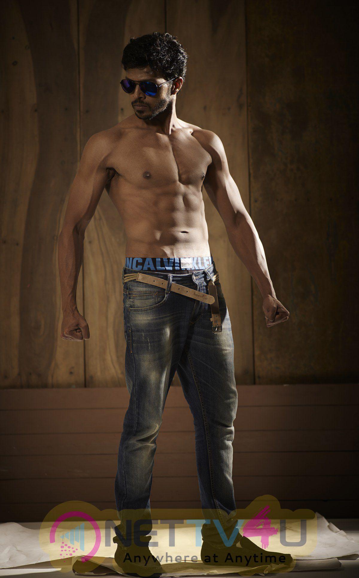Actor Lagubaran Photoshoot Stills