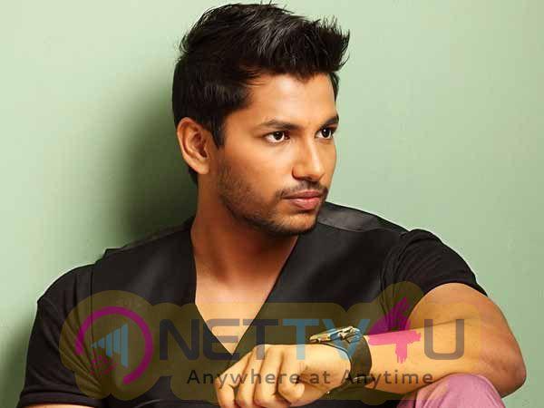 Actor Saranraj Son Tejraj Photo Shoot Images