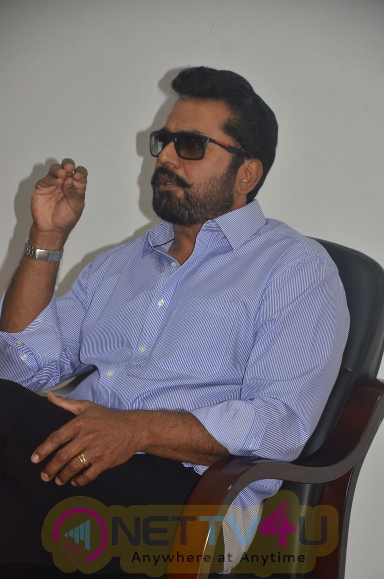 Actor Sarathkumar Press Meet Excellent Stills